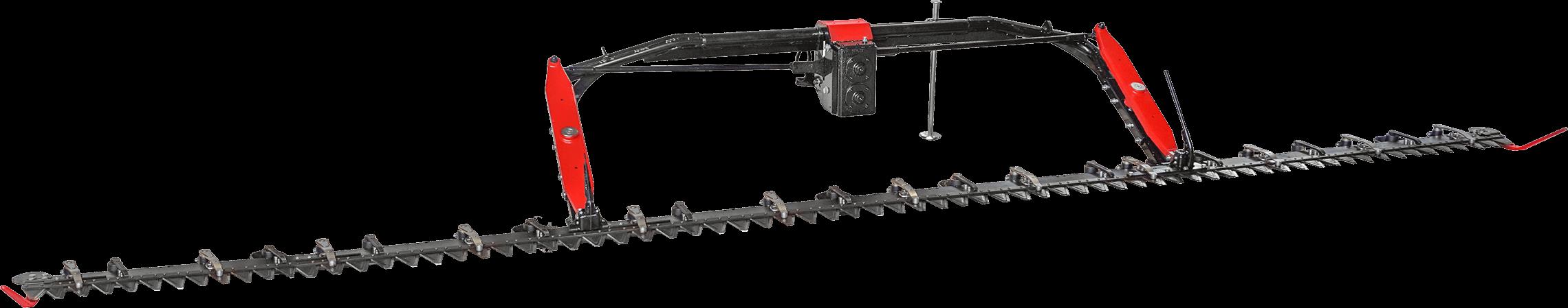 Köppl Spezial Doppelmesser-Portalmähwerk